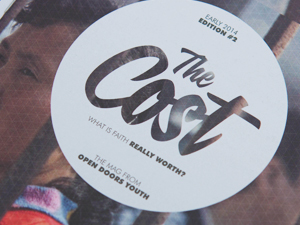 The Cost Magazine: Edition Two