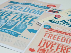 Soul Action Live Free Campaign