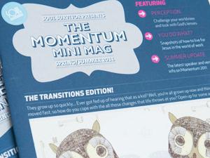 Momentum Mini Mag
