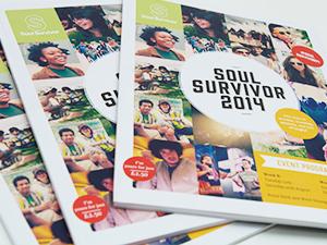 Soul Survivor 2014 Programmes