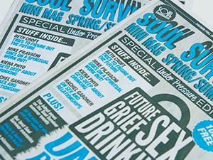 Soul Survivor Mini Mag: Summer 2011