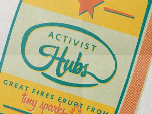 Activist Hubs